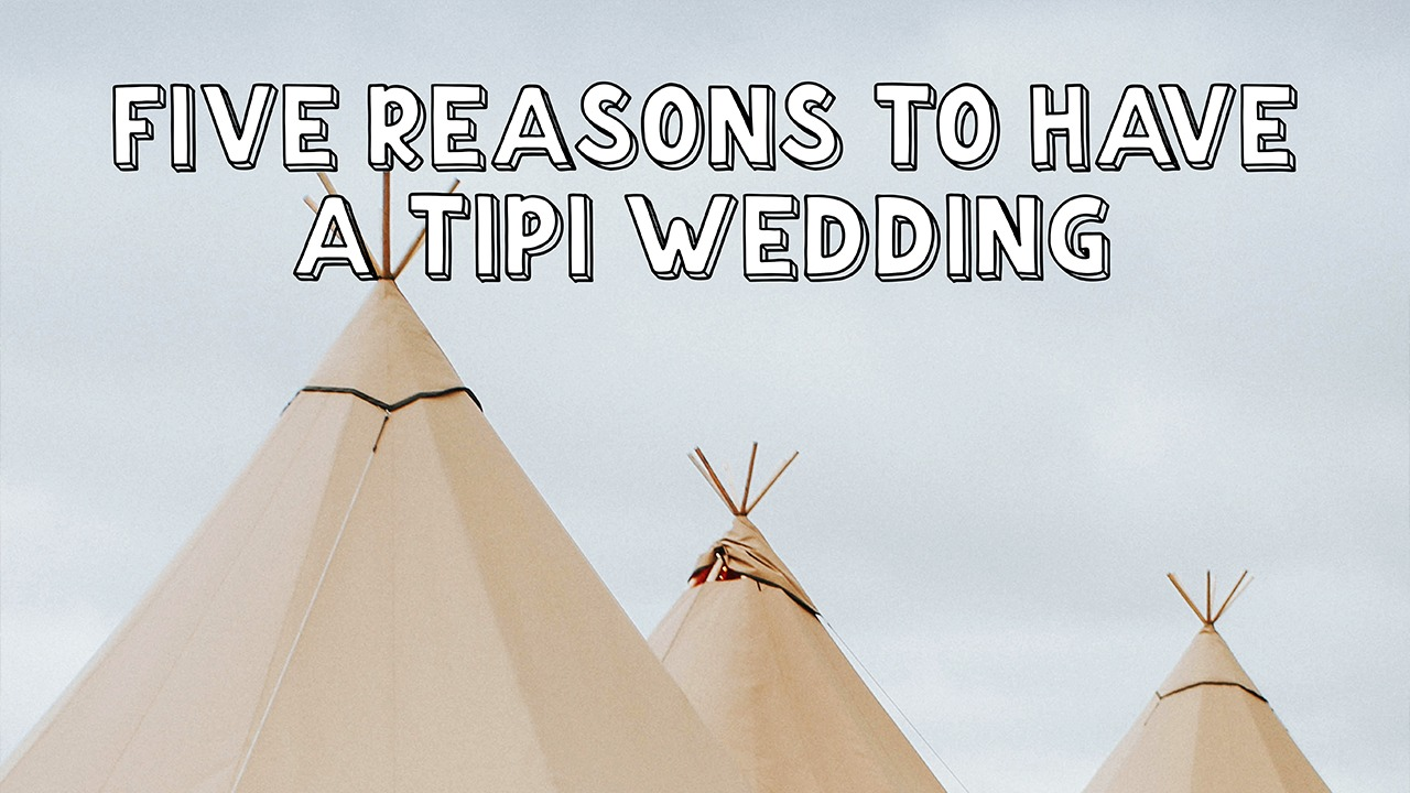 tipi wedding planning, Blog