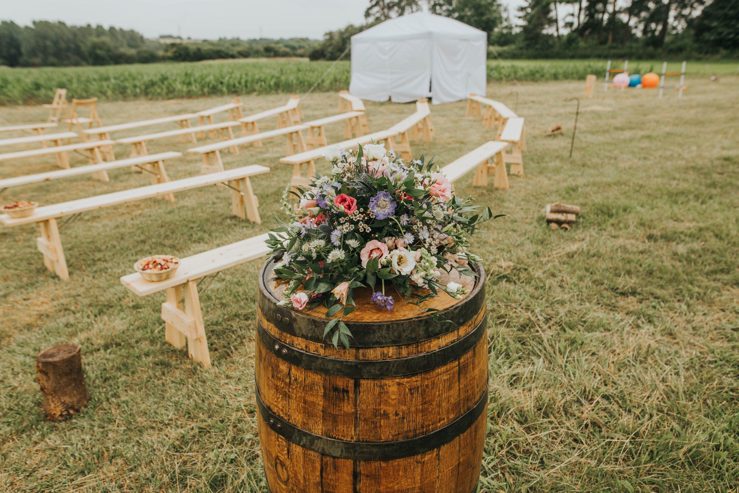 Tipi wedding hire, Tipi Packages